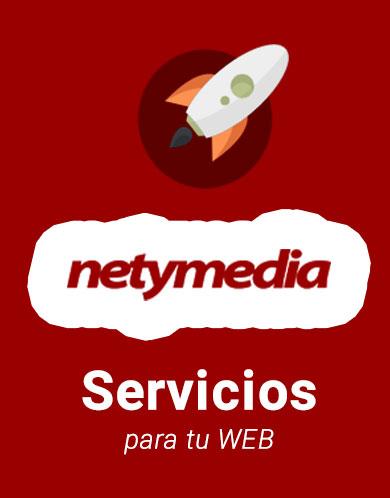 Servicios Netymedia
